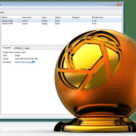 KeyShot Networkrenderer Netzwerkrenderer ab 32 Kerne