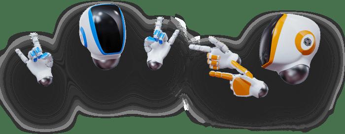 KeyVR Connect - die Verbindung von mehreren Usern in einer KeyVR Szene
