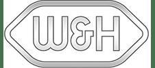 W&H Logo KeyShot Referenz bzw. Story