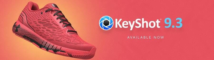 KeyShot 9.3 Neuerungen und Verbesserungen