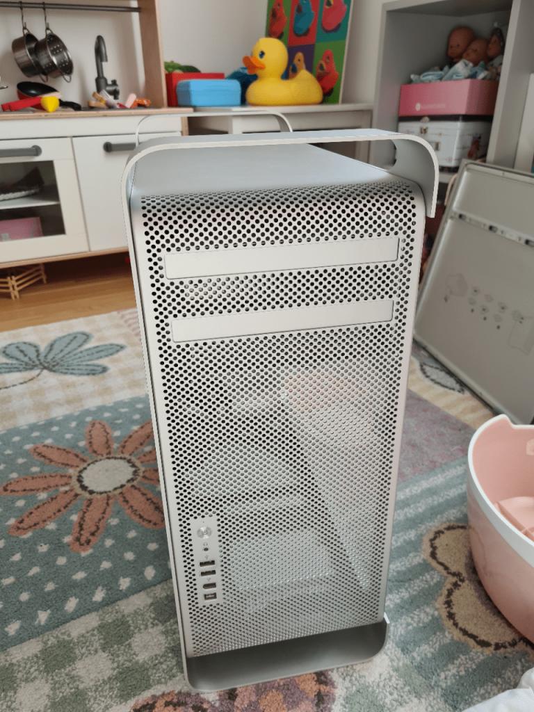 Apple Mac Pro G5 Case für den Umbau zum Renderpc DIY