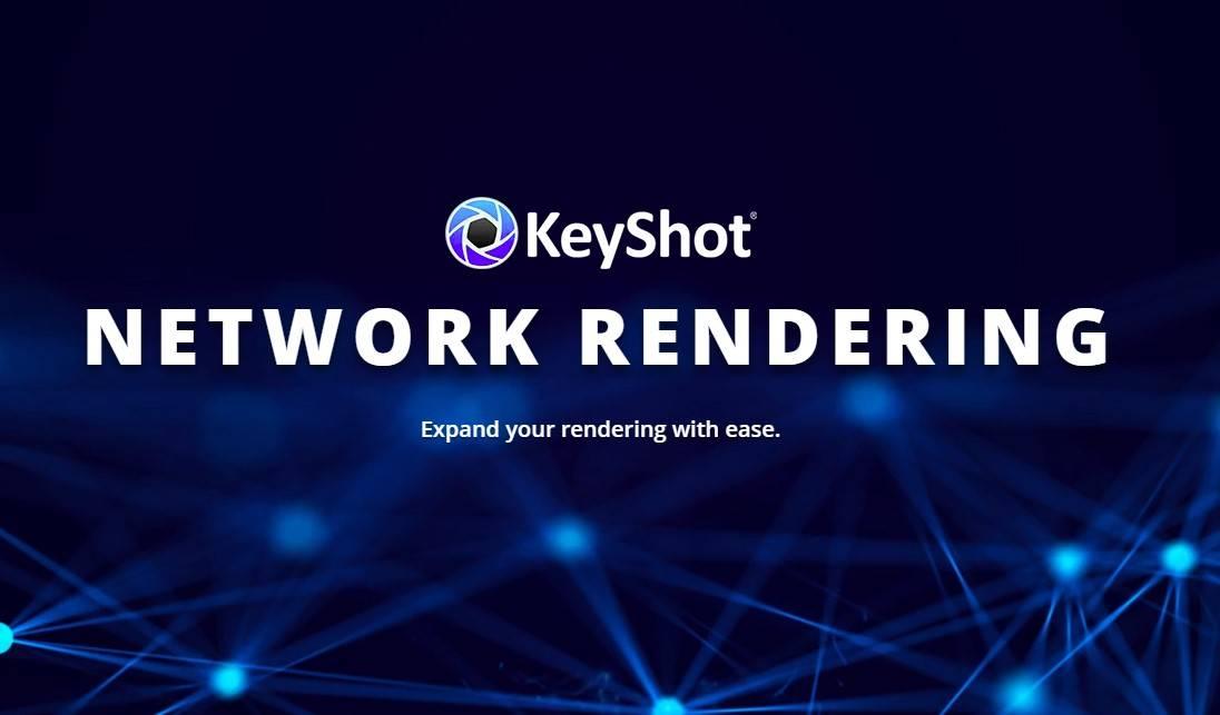 wie funktioniert der Netzwerkrenderer in KeyShot - hier zeigen wir es Ihnen welche Möglichkeiten es gibt