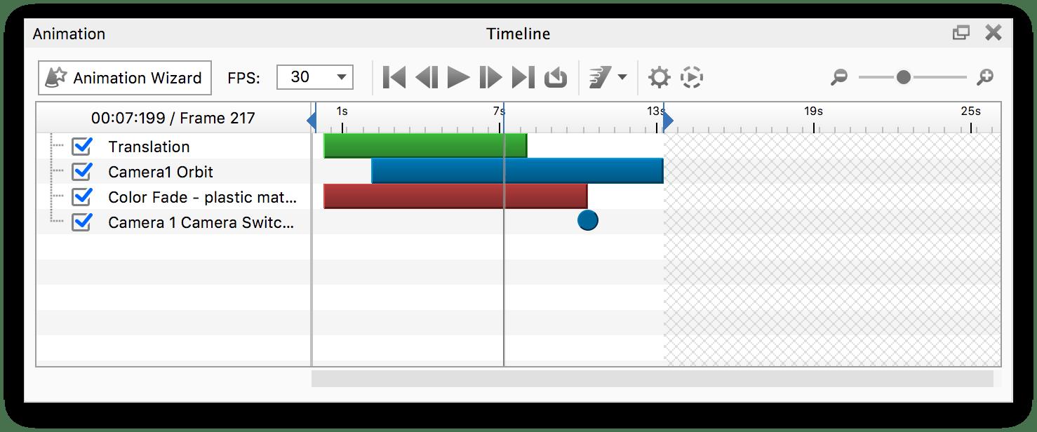 Animationen mit KeyShot erstellen - ein Überblick und die besten Tricks dazu