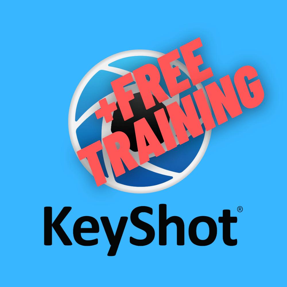 kostenloses keyshot online training zu jeder neuen keyshot lizenz