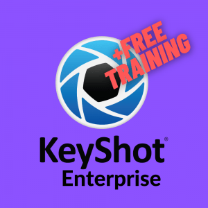 KeyShot Enterprise Lizenz inklusive Onlinetraining für KeyShot Aktion Code Rabatt Angebot