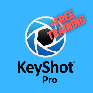 KeyShot Pro Angebot inklusive Training 1 Stunde nach Absprache Aktion Angebot