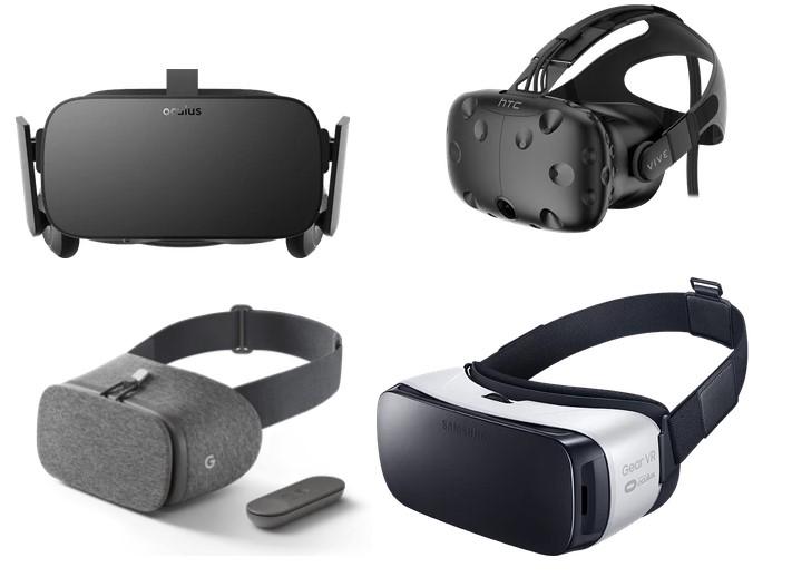 VR Headsets für Ihre KeyVR und KeyShot Umgebung