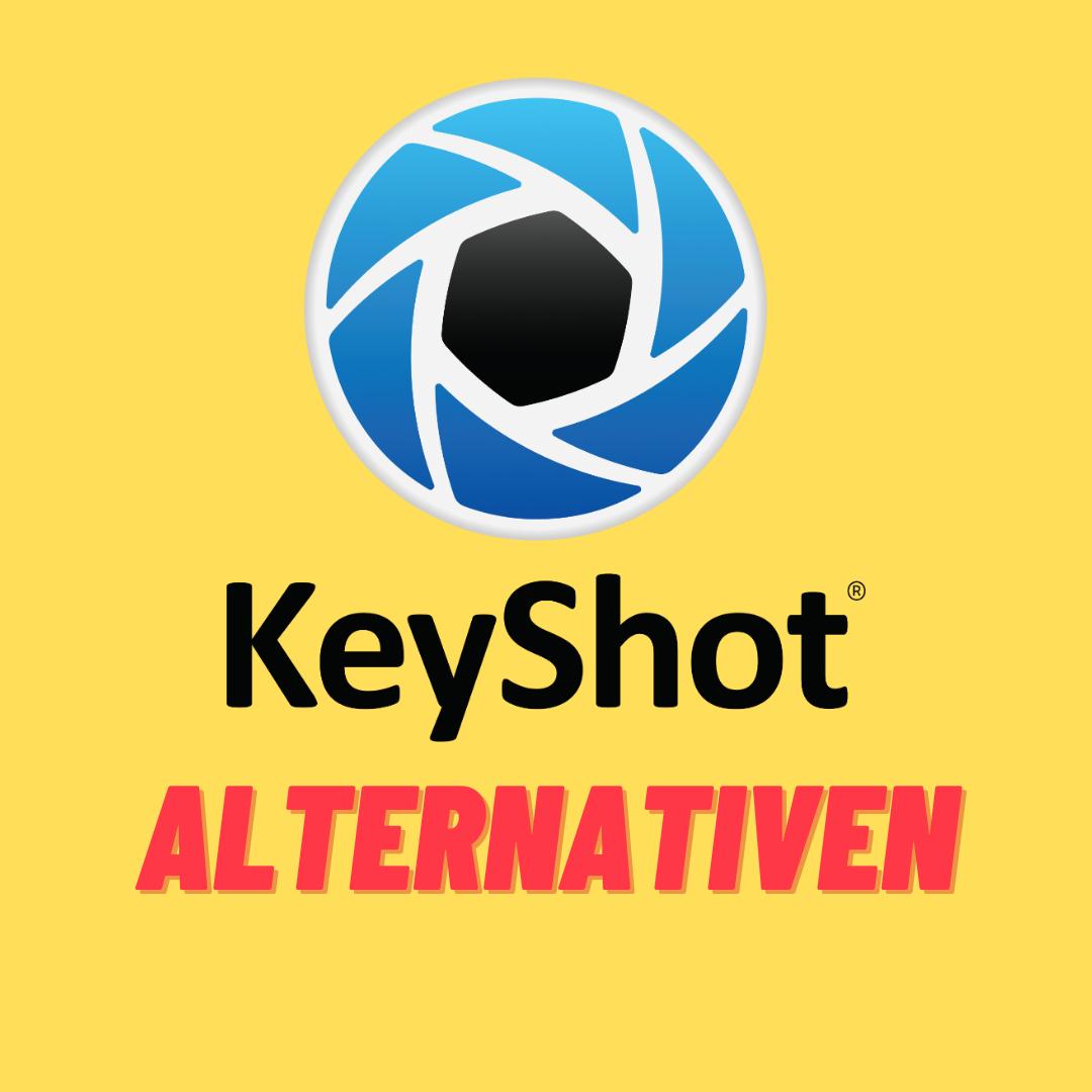 KeyShot Render Alternativen im Überblick und Übersicht