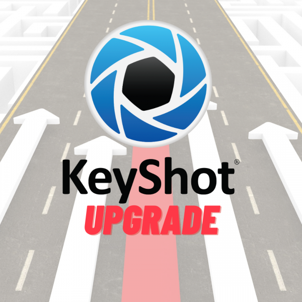 KeyShot Upgrade HD PRO Floating Enterprise