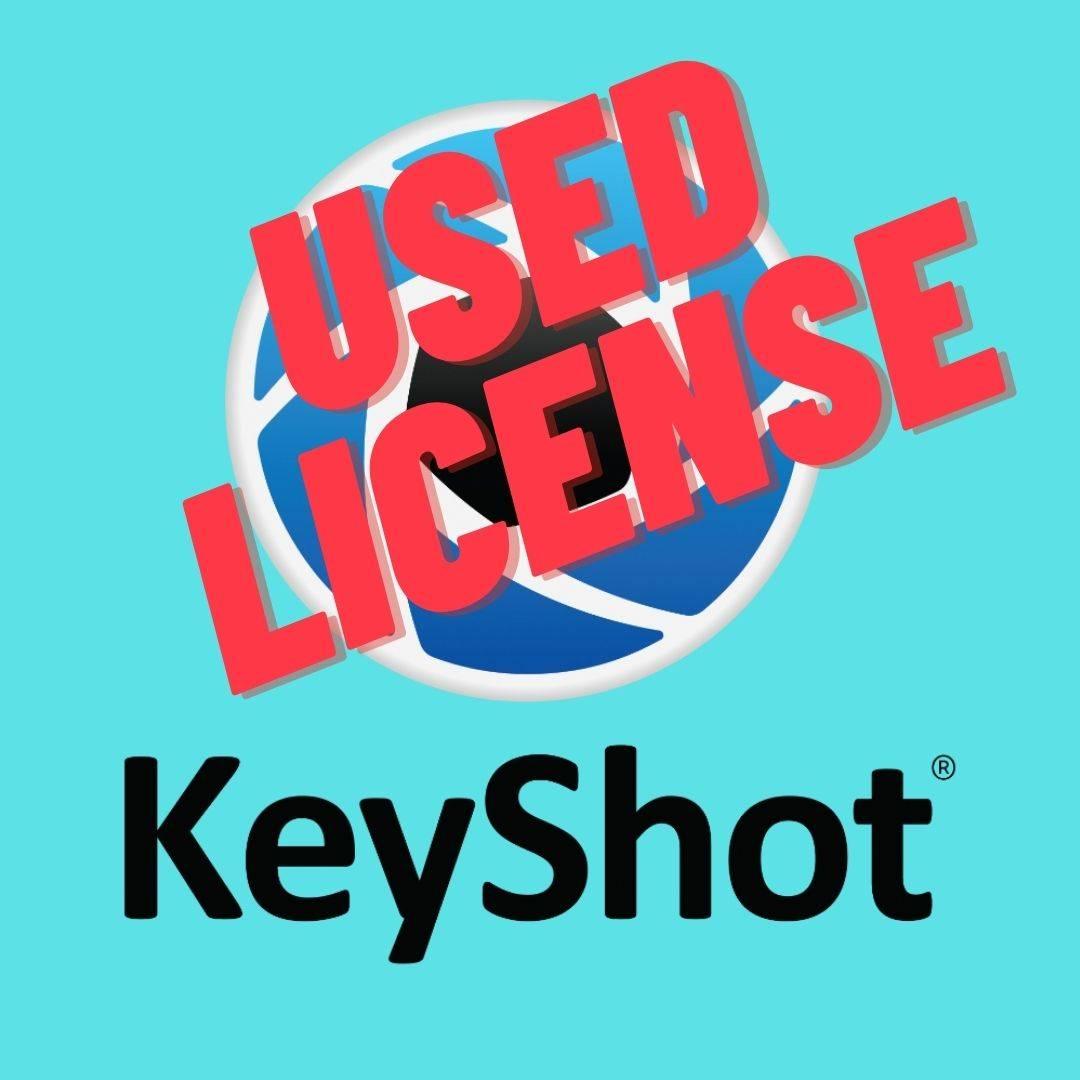 gebrauchte KeyShot Lizenzen kaufen - used license keyshot